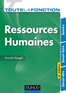 Toute la fonction Ressources Humaines - 3e éd. Couverture de livre