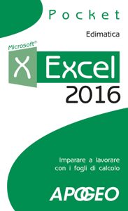 Excel 2016 Copertina del libro