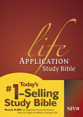 Life Application Study Bible NIV - Tyndale House Publishers book
