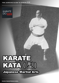 Karate Kata book