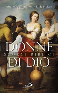 Donne di Dio. Scorci biblici Copertina del libro