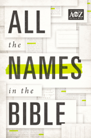 All the Names in the Bible