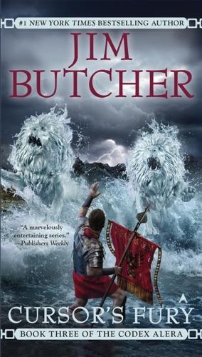 Jim Butcher - Cursor's Fury