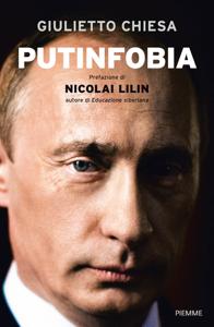 Putinfobia Copertina del libro