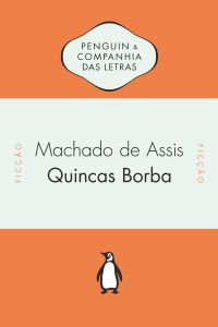 Quincas Borba Book Cover