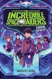 The Incredible Space Raiders From Space