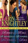 Alls Fair In Love 3 Novella Box Set Ruined By A Rake Scandalized By A Scoundrel Deceived By A Duke