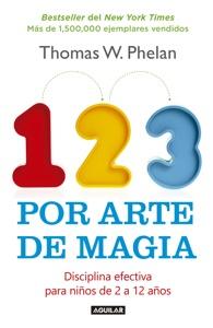 1, 2, 3 por arte de magia Book Cover