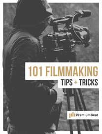 101 Filmmaking Tips & Tricks book
