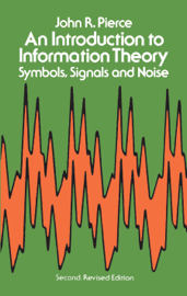 An Introduction to Information Theory book