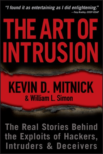 The Art of Intrusion E-Book Download