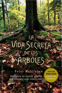 La vida secreta de los árboles Book Cover