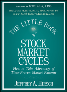 The Little Book of Stock Market Cycles Copertina del libro