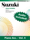 Suzuki Cello School - Volume 4 Revised