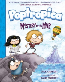 Mystery of the Map (Poptropica Book 1) PDF Download
