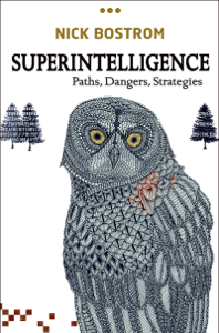 Superintelligence Book Cover