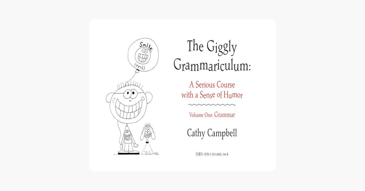 u200ethe giggly grammariculum on apple books