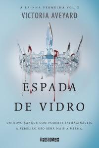 Espada de vidro Book Cover