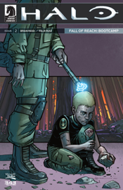 Halo: Fall of Reach--Boot Camp #2 book