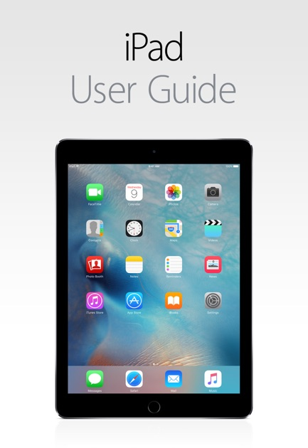ipad user guide for ios 9 3 by apple inc on apple books rh itunes apple com ipad manual ibooks ipad manual ios 9 pdf