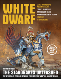 White Dwarf Issue 112: 19th March 2016 (Tablet Edition)