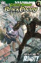 Green Arrow And Black Canary (2007-) #22