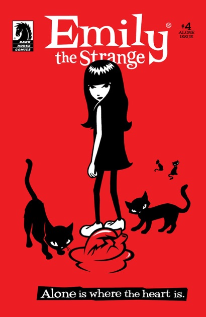 Emily the Strange  4  The Alone Issue by Rob Reger on Apple Books 673580b56