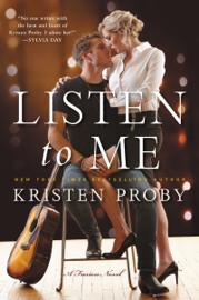 Listen to Me PDF Download