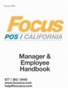 Focus POS Manager  Employee Handbook