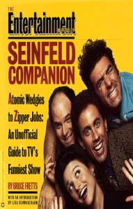 Entertainment Weekly Seinfeld Companion Book Cover