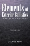Elements Of Exterior Ballistics