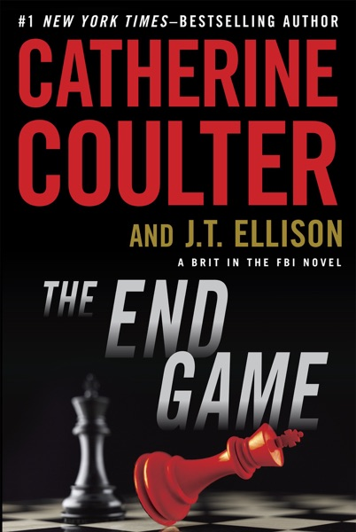 The End Game - Catherine Coulter & J. T. Ellison book cover