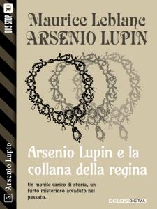 Arsenio Lupin e la collana della regina Copertina del libro