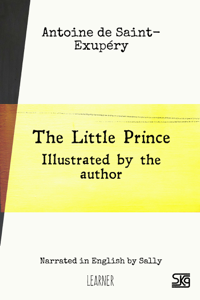 The Little Prince (With Audio and Illustrations) Libro Cover