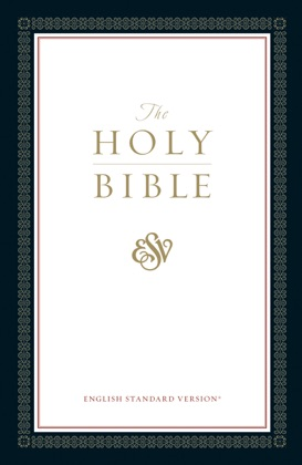 ESV Classic Reference Bible book cover