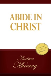 Abide in Christ Book Cover