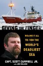 Giving The Finger