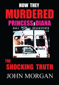How They Murdered Princess Diana: The Shocking Truth Copertina del libro