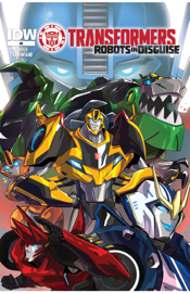 Transformers: Robots in Disguise (2015-) #0 book