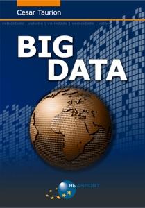 Big Data de Cezar Taurion Capa de livro