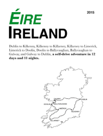 Ireland: A Self-Drive Tour in 12 Days book