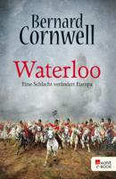 Bernard Cornwell - Waterloo artwork