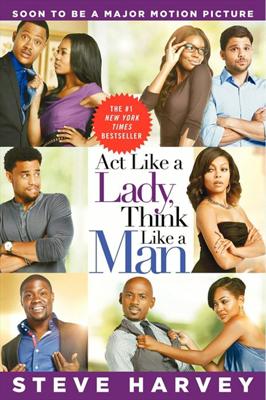 Act Like a Lady, Think Like a Man - Steve Harvey book
