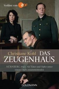 Das Zeugenhaus von Christiane Kohl Buch-Cover