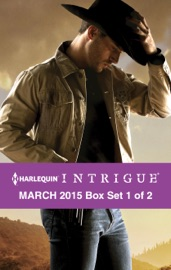 Harlequin Intrigue March 2015 Box Set 1 Of 2