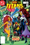 The New Teen Titans 1980- 23