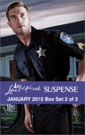 Love Inspired Suspense January 2015 - Box Set 2 Of 2