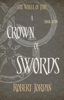 Robert Jordan - A Crown Of Swords artwork