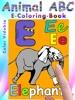 Animal ABC – E-Coloring-Book