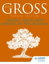 Themes, Issues And Debates In Psychology Fourth Edition